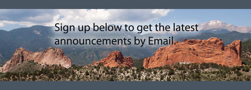 Kalimba Email Updates